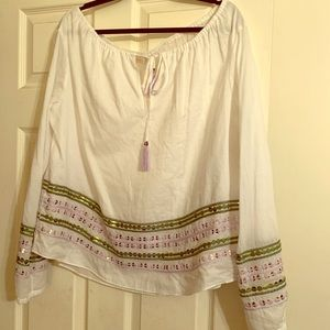 Tory Burch blouse 14